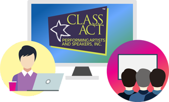class act online and virtual entertainment classes and acts